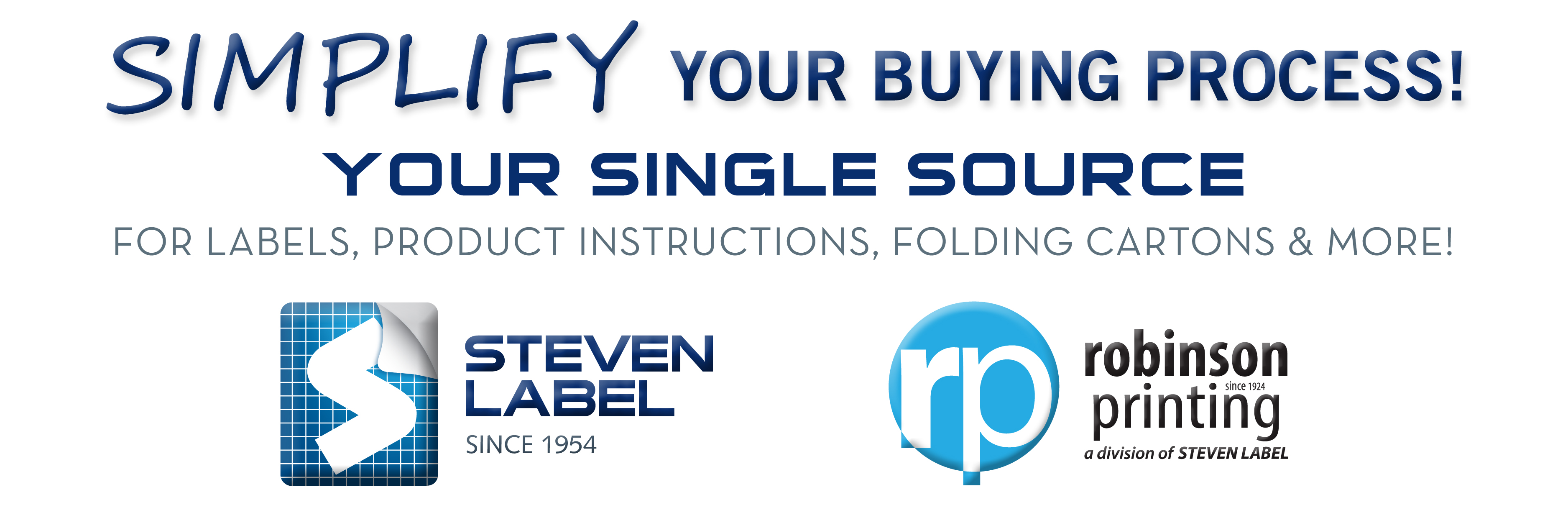 Steven Label - Build a Lasting Impression