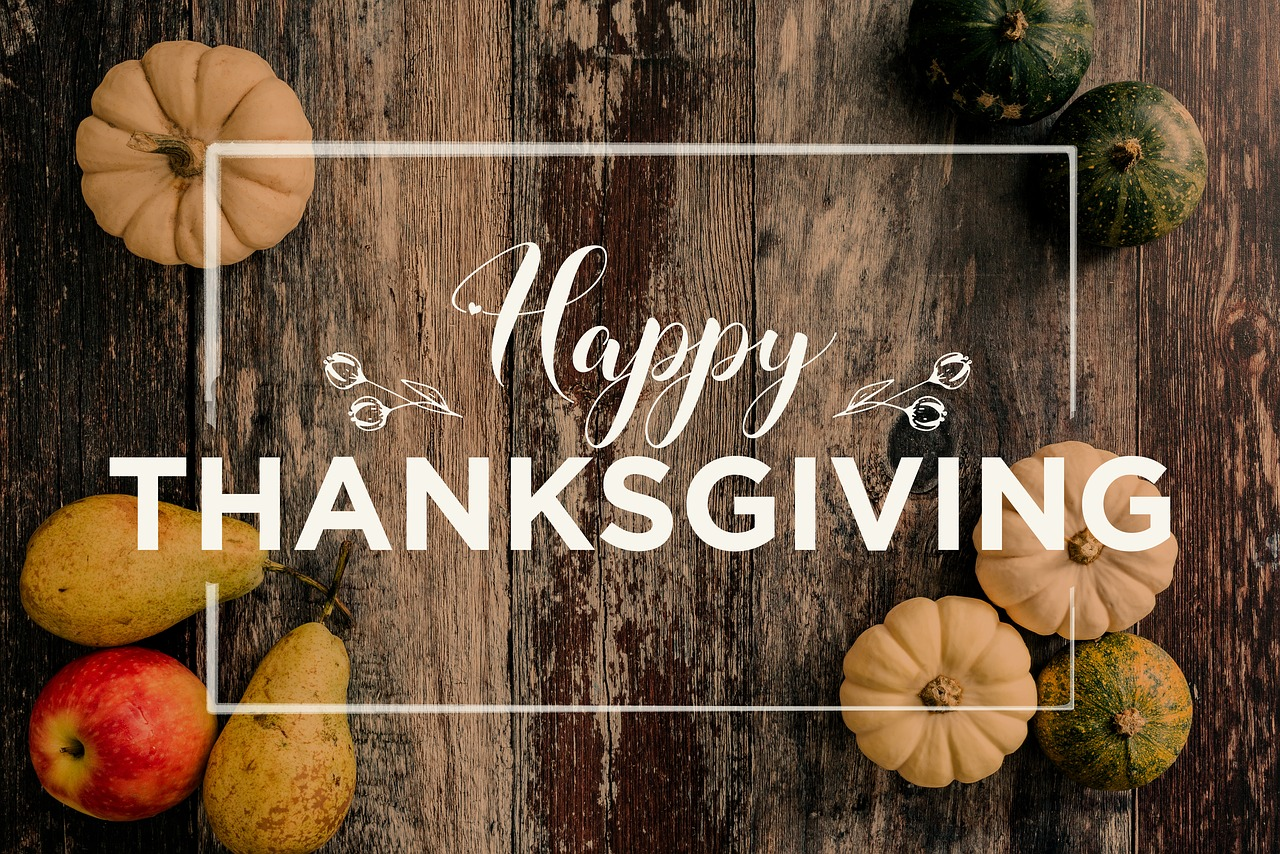 Happy Thanksgiving from the Steven Label & Robinson Printing Family!